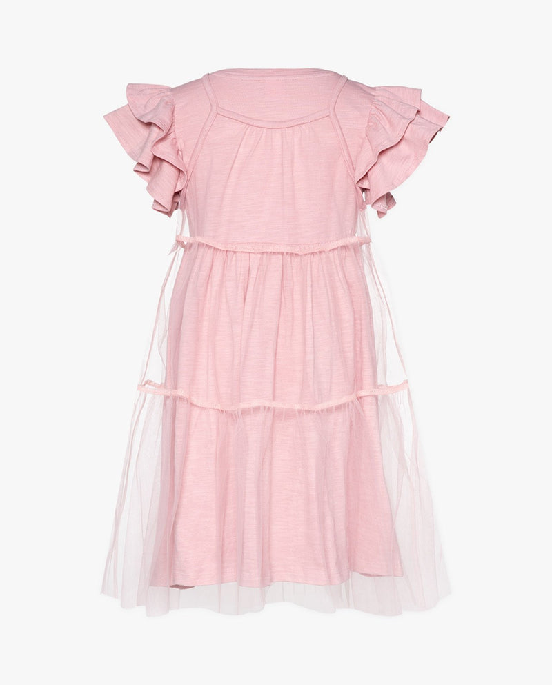 [Out of Stock] [SET] Tulle Dress Two-piece
