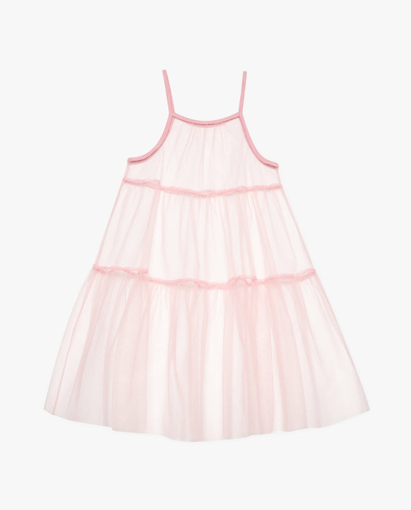 [SET] Tulle Dress Two-piece