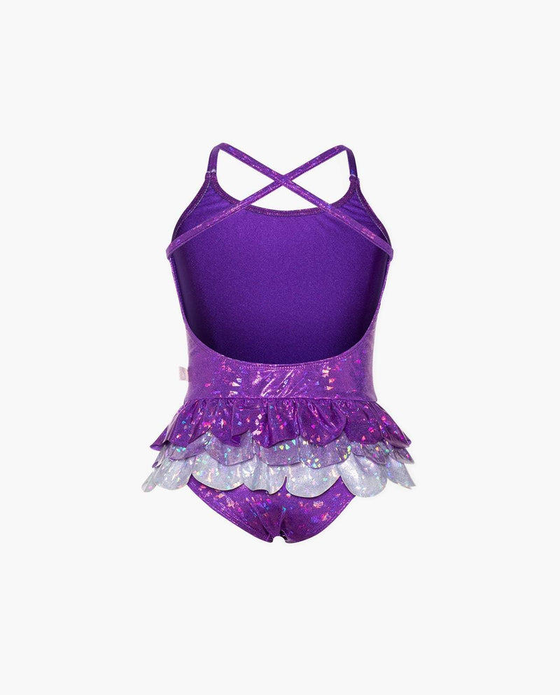 [Out of Stock] Purple Mermaid Swimsuit