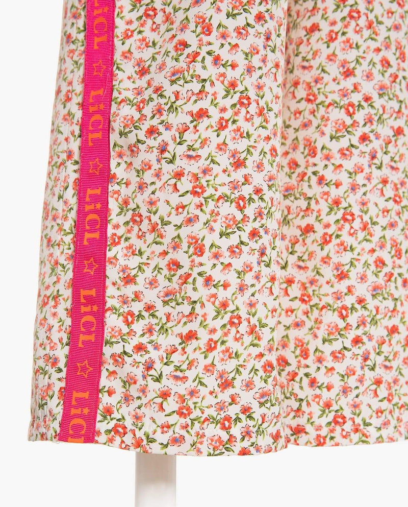 [Out of Stock] Spring Print Wide Pants