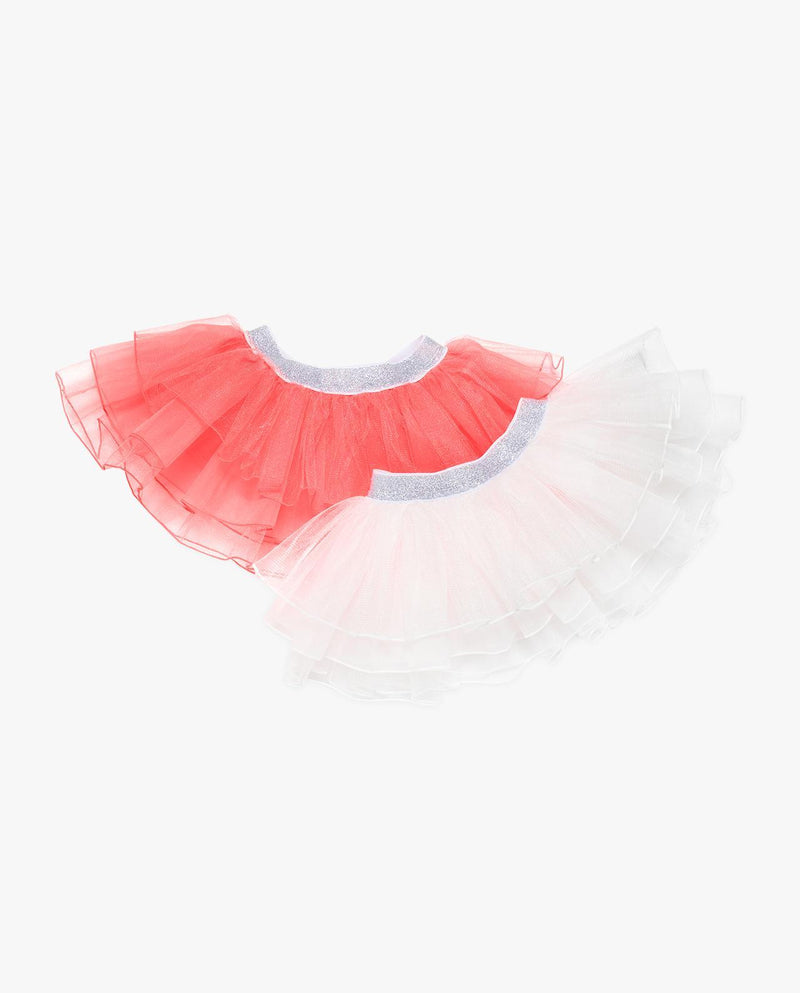 Ruffle Layered Skirt