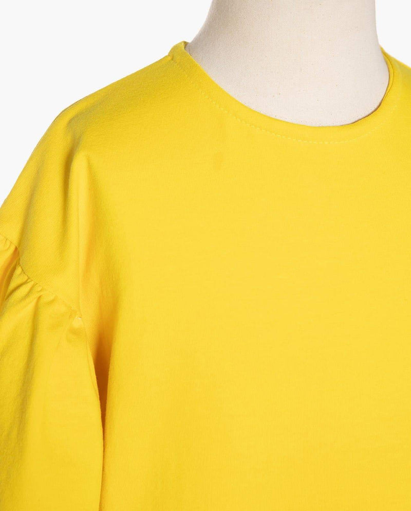 [Out of Stock] Wide Bell Sleeve T-Shirt
