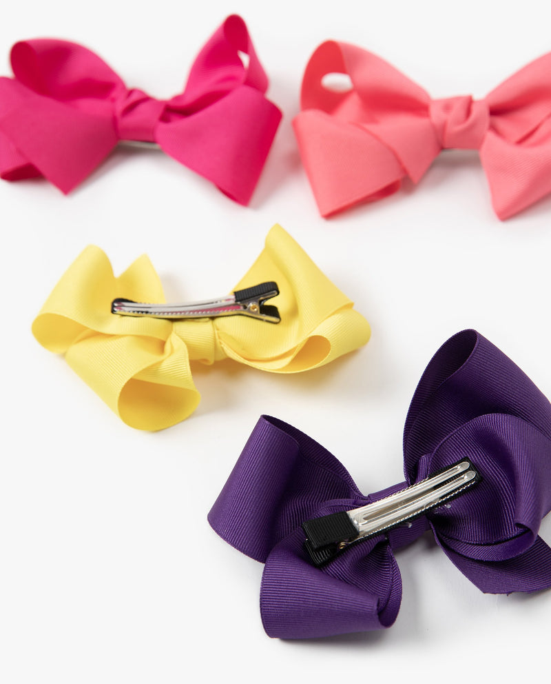 [Out of Stock]Basic Bow Hair Pin