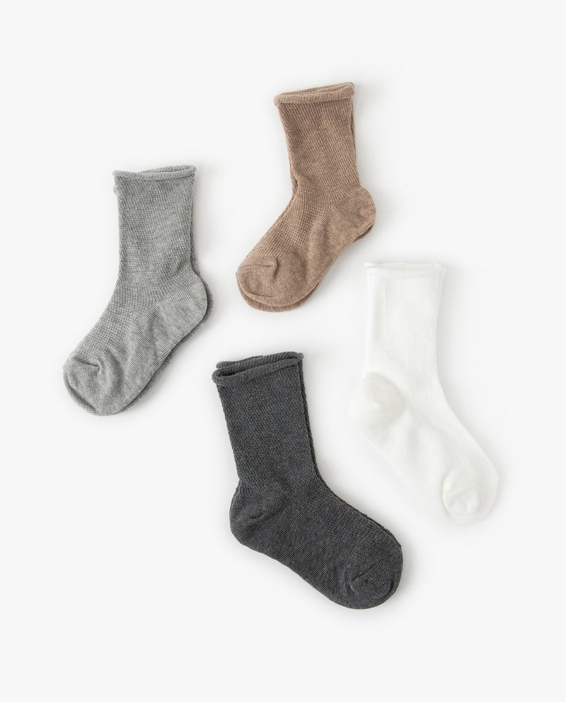 [Out of Stock] [SET] Meshed Summer Socks
