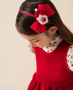 [SET] Christmas Hair Accessories on MooMooz