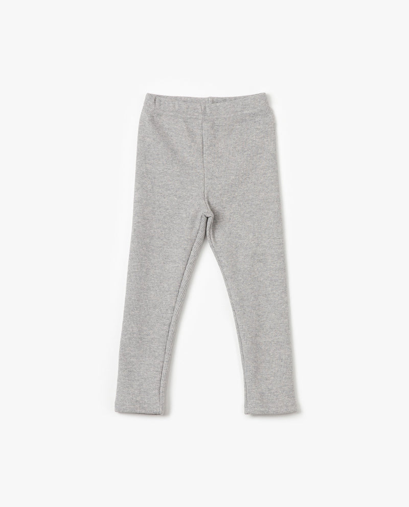 Cozy Corduroy Leggings on MooMooz