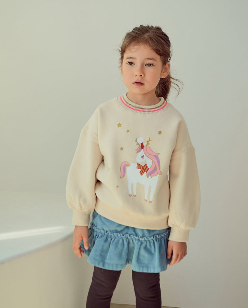 Unicorn Sweatshirt on MooMooz