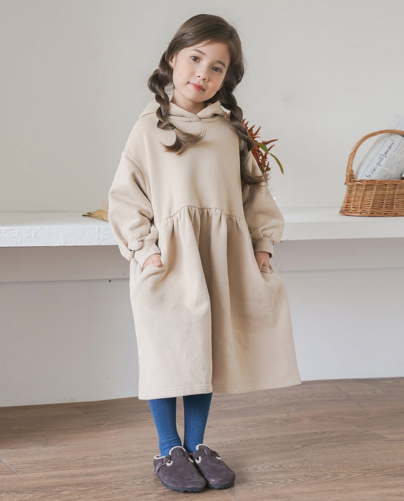 [Out of Stock] Daily Hoodie Dress