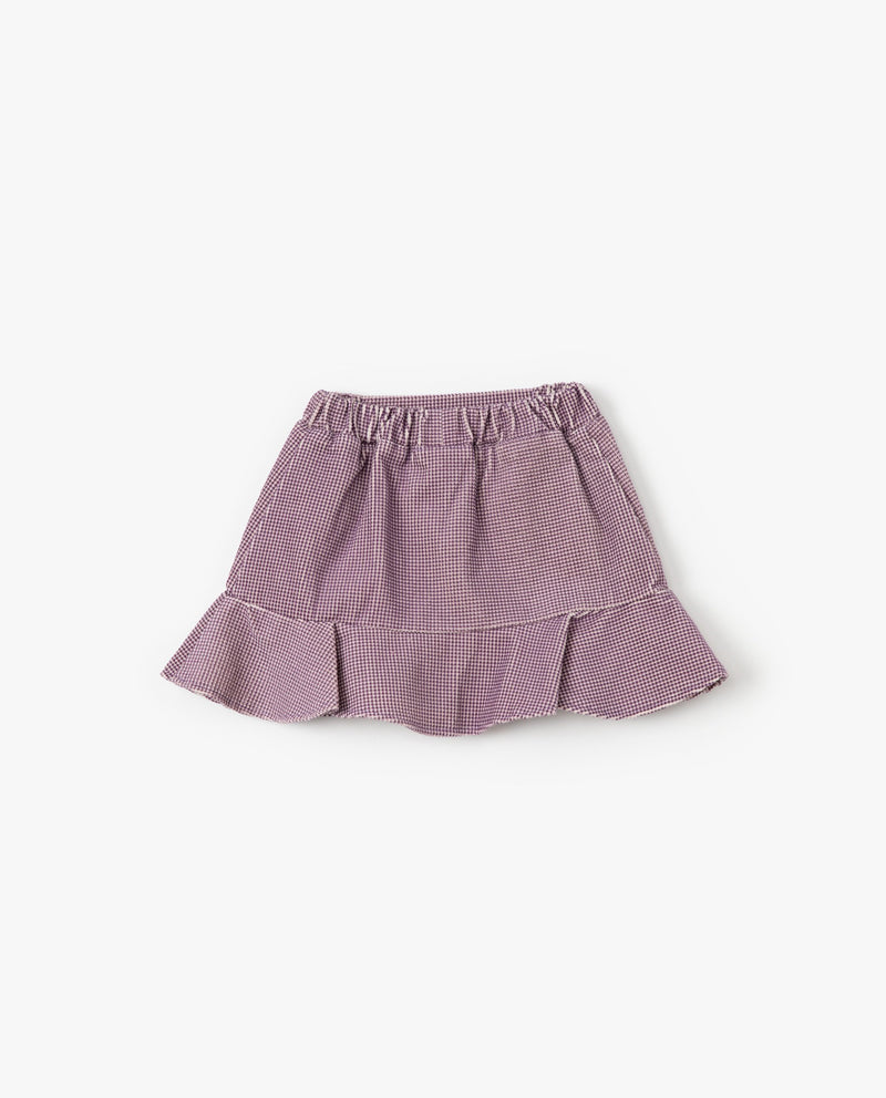 [Out of Stock]Heart Pocket Skirt