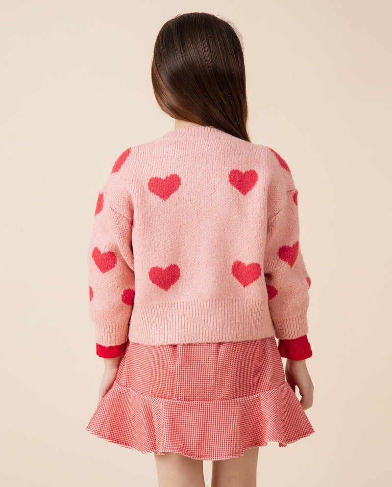 Heart Pocket Skirt on MooMooz