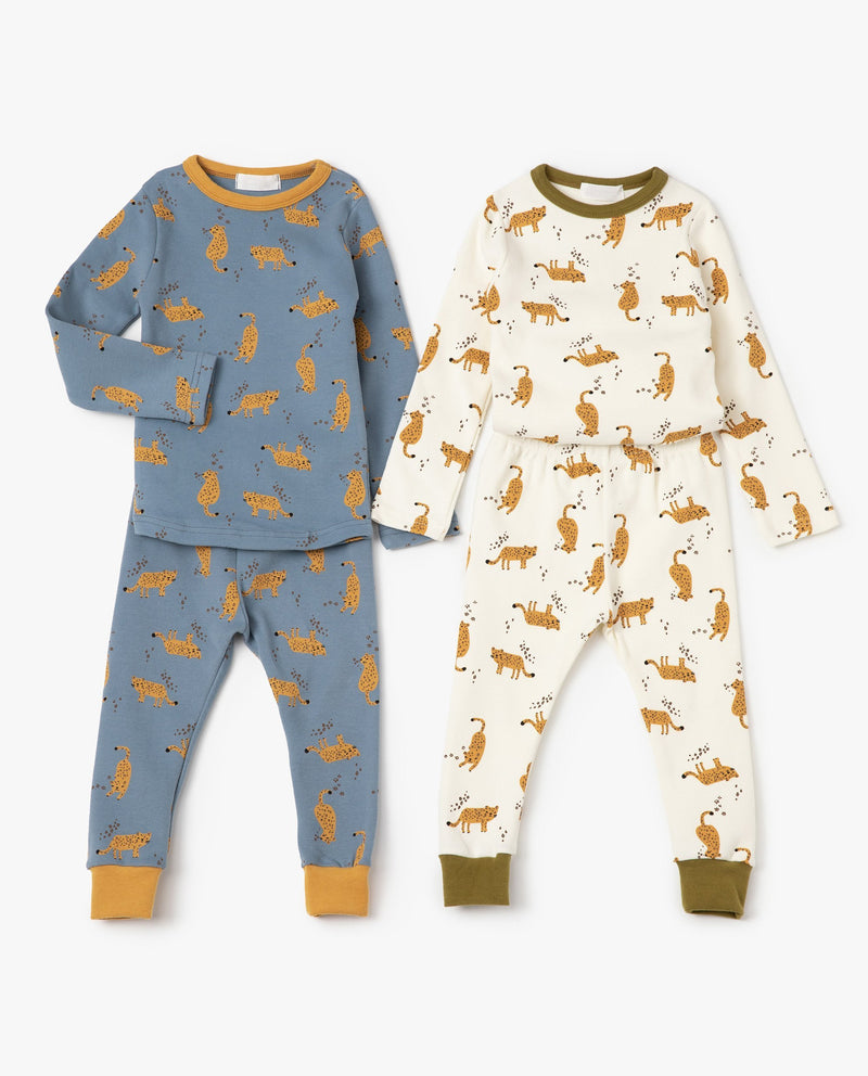 [Out of Stock] [SET] Cheetah Loungewear
