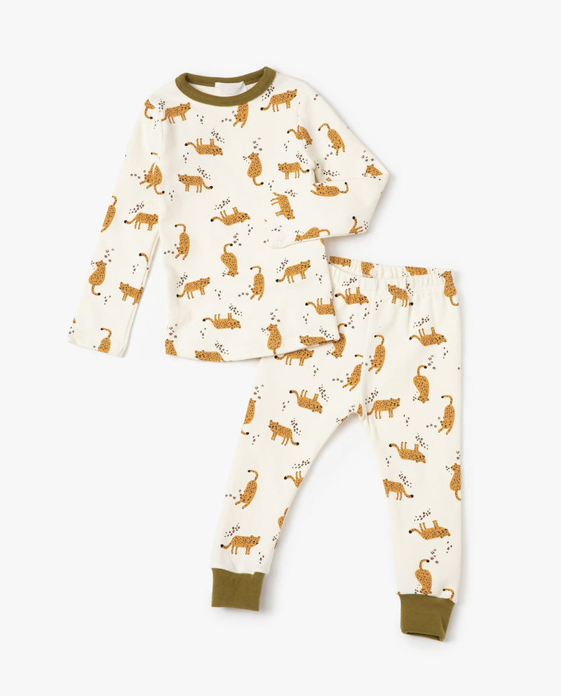 [SET] Cheetah Loungewear on MooMooz