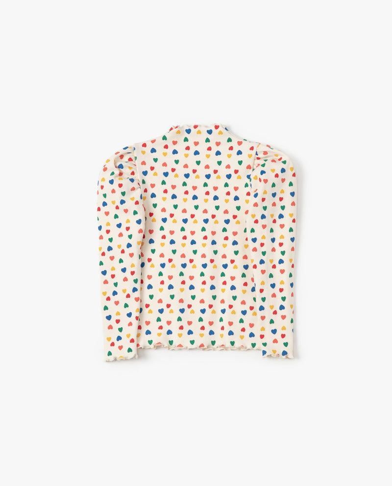 [Out of Stock]Jelly Bean Hearts T-Shirt