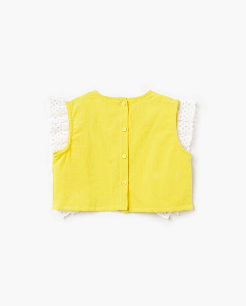 [Out of Stock] Canary Bird Blouse