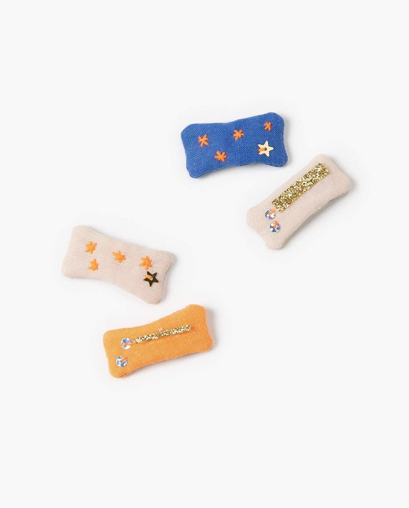 [Out of Stock] [SET-2PCS] Abstract Pattern Mini Hair Pin