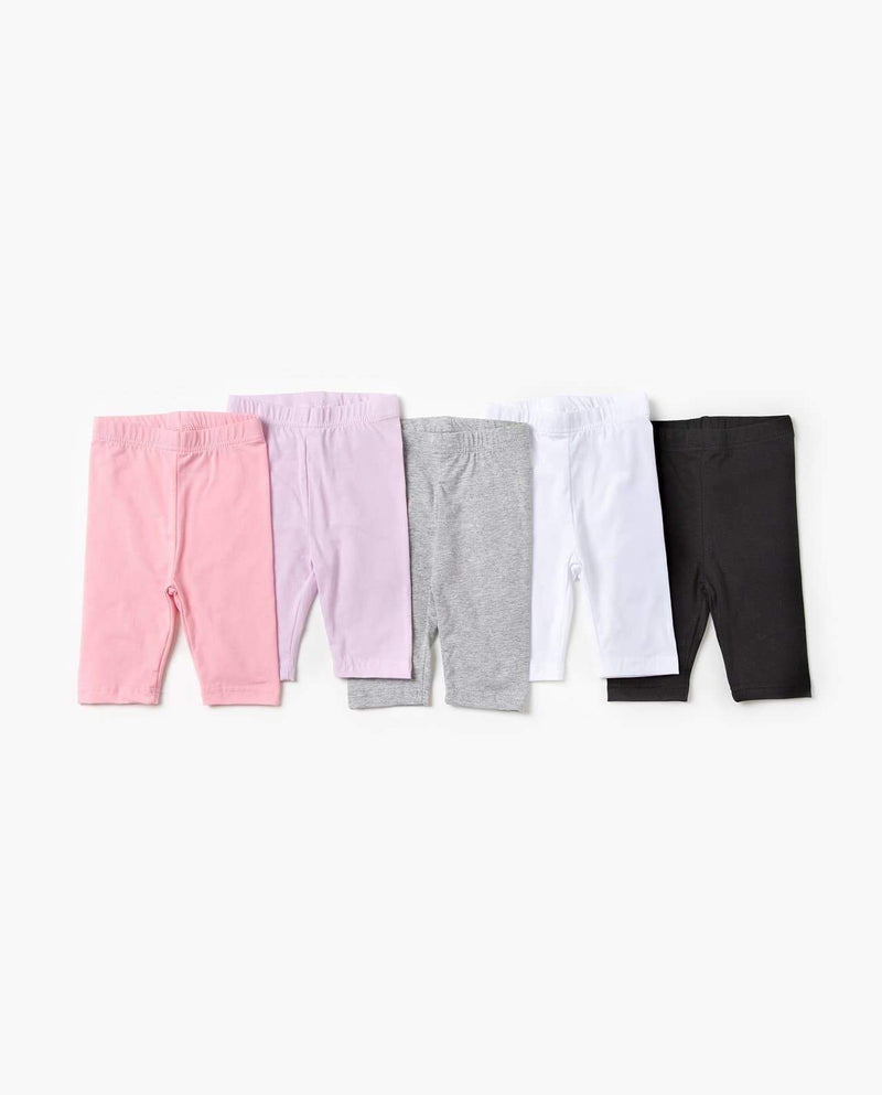 [Out of Stock] Macaron Knee Leggings