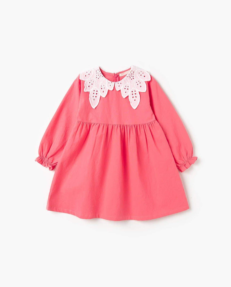 [Out of Stock] Rosy Cheeks Dress