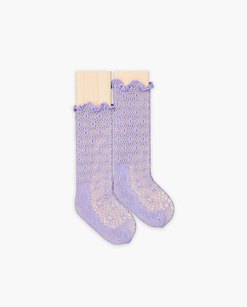 [Out of Stock] Wavy Pattern Socks