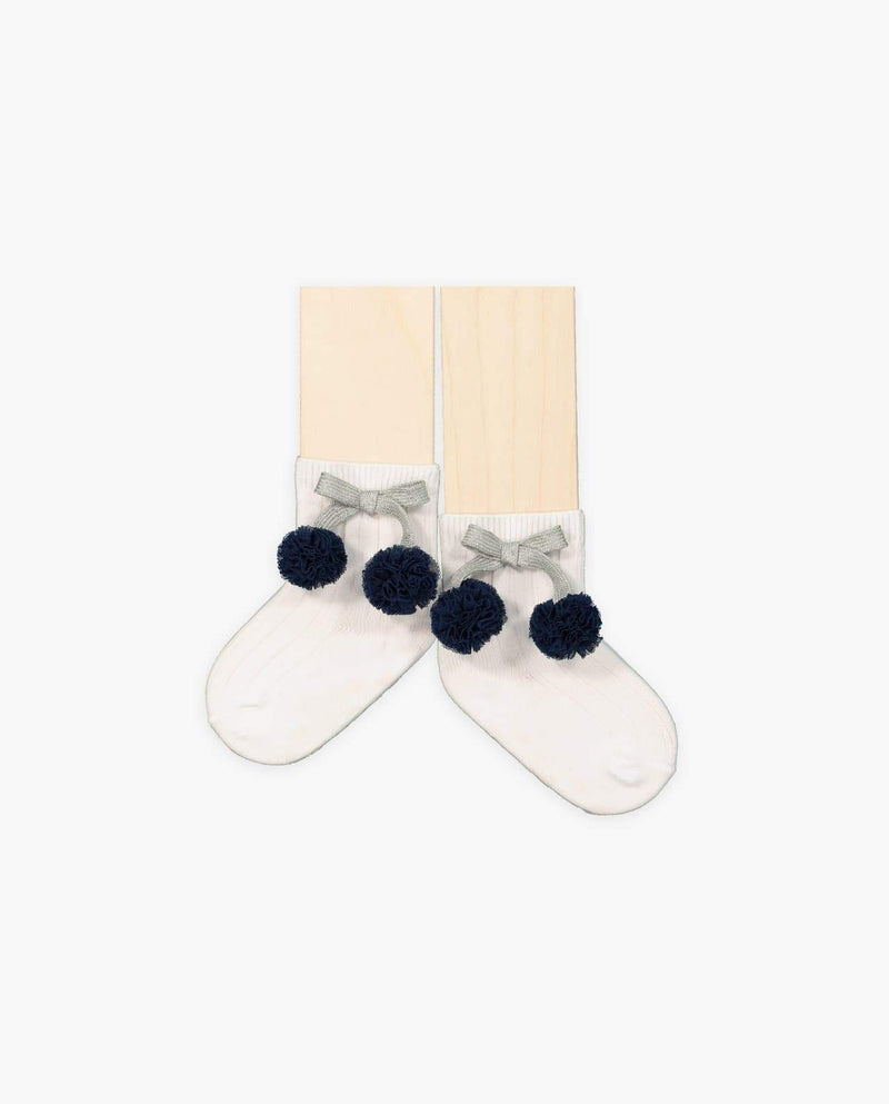 [Out of Stock] Double Bell Socks