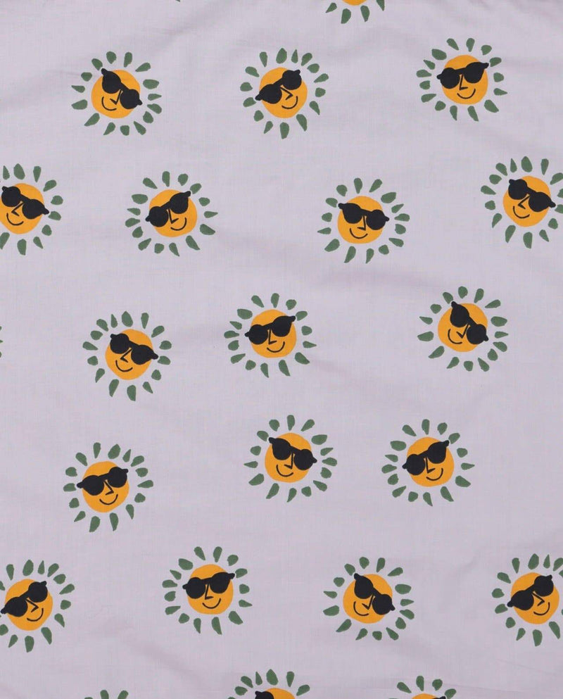 [Out of Stock] Cotton Summer Sun Scarf