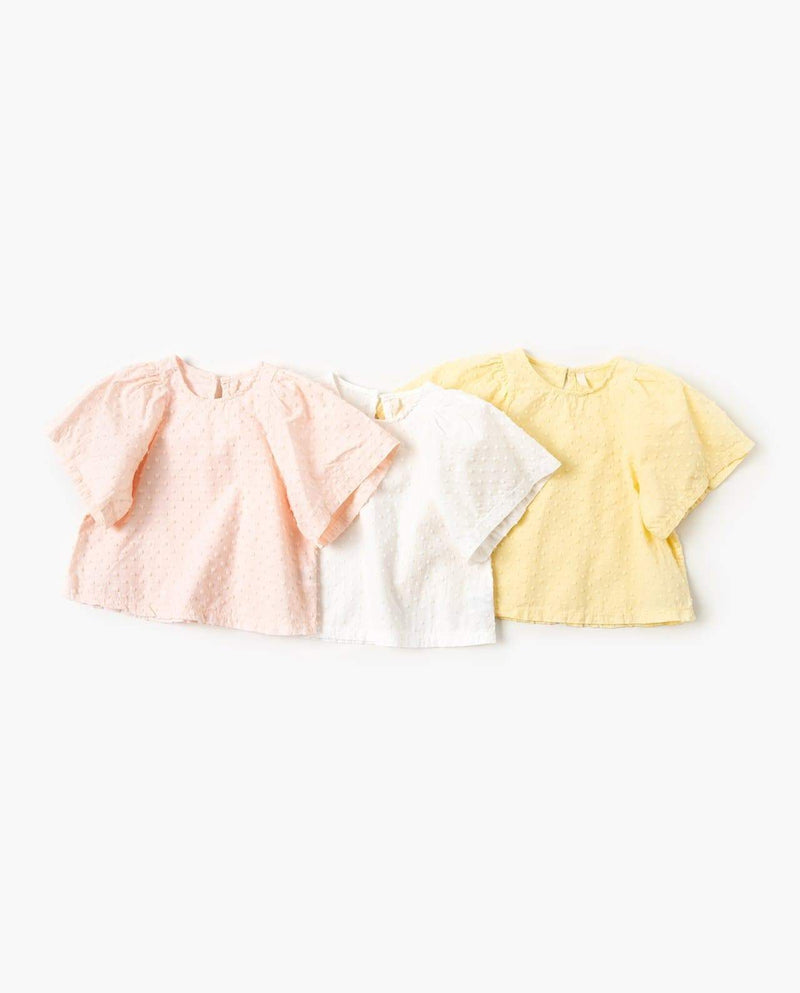 [Out of Stock] Angel Flutter Blouse