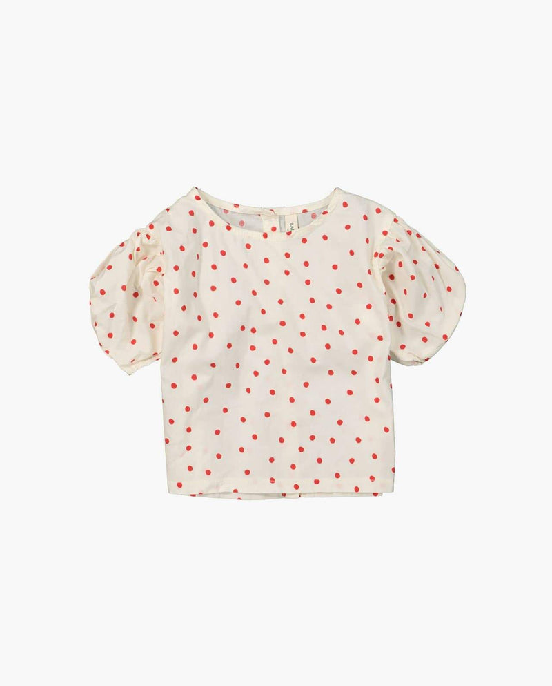 [Out of Stock] Wild Floral Print Blouse