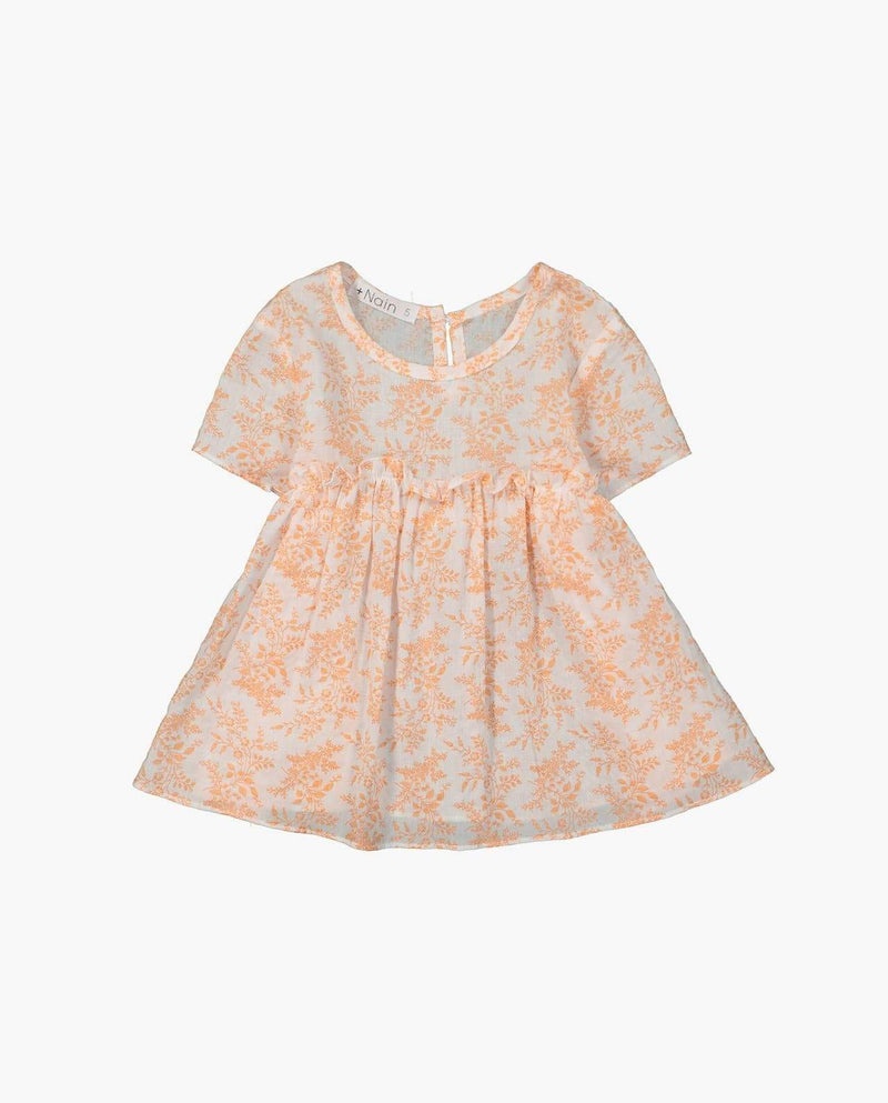 [Out of Stock] Floral Print Doll House Blouse