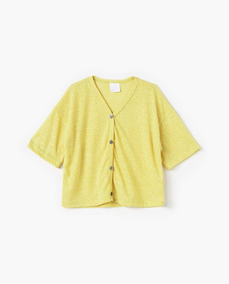 [Out of Stock] Quarter Sleeve Summer Cardigan