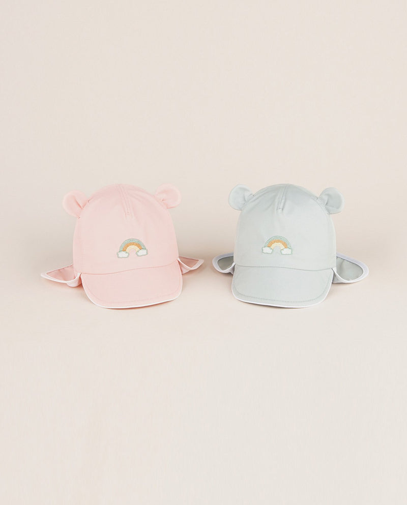 [Out of Stock] Nene Iris UV Flat Cap