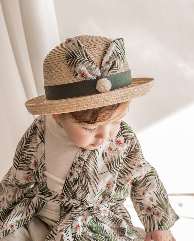 [Out of Stock] Pio Straw Hat