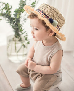 [Out of Stock] Kasey Straw Hat