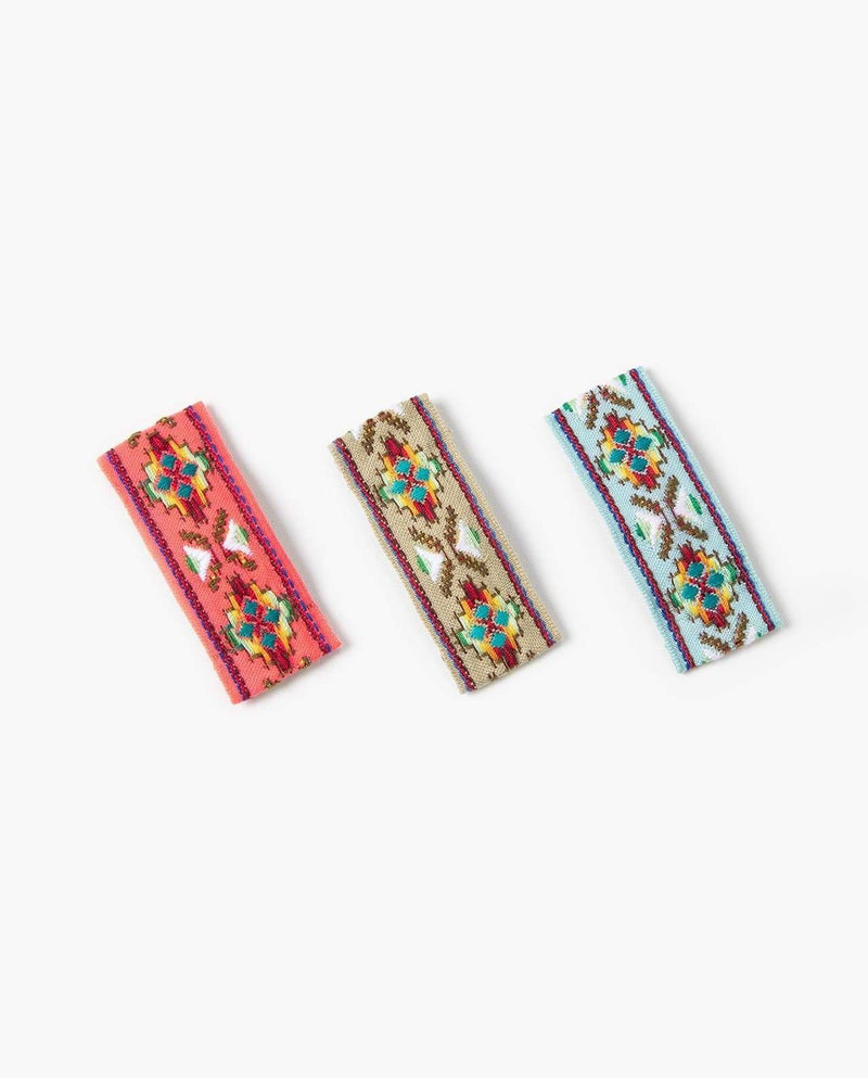 [Out of Stock] Ethnic Pattern Hair Pin