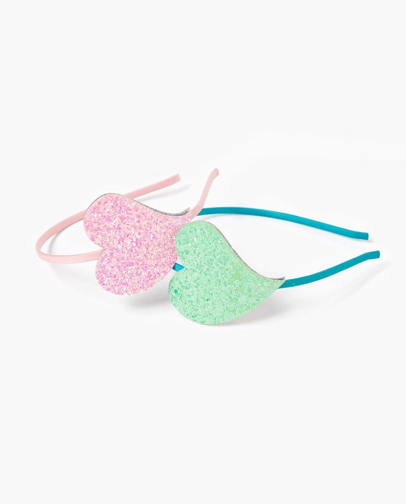[Out of Stock] Heart Headband