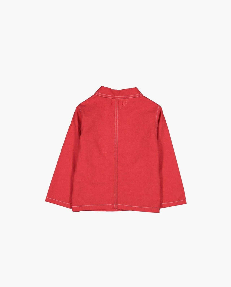 [Out of Stock] Classic Linen Jacket