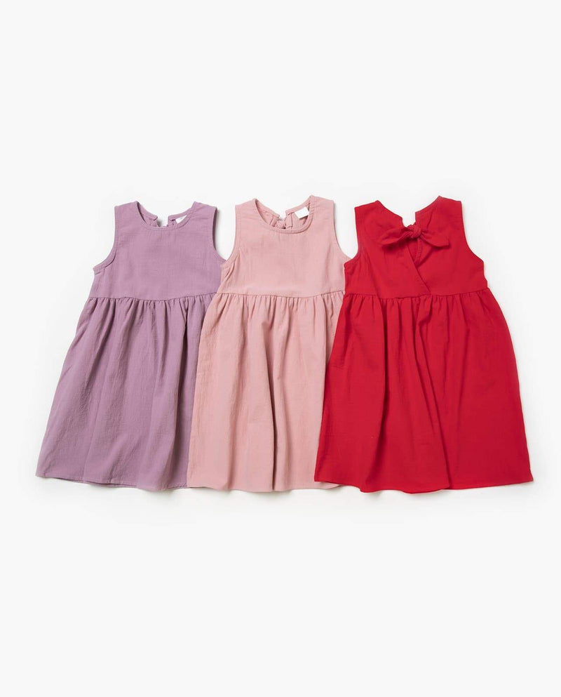 [Out of Stock] Beloved Bow Dress