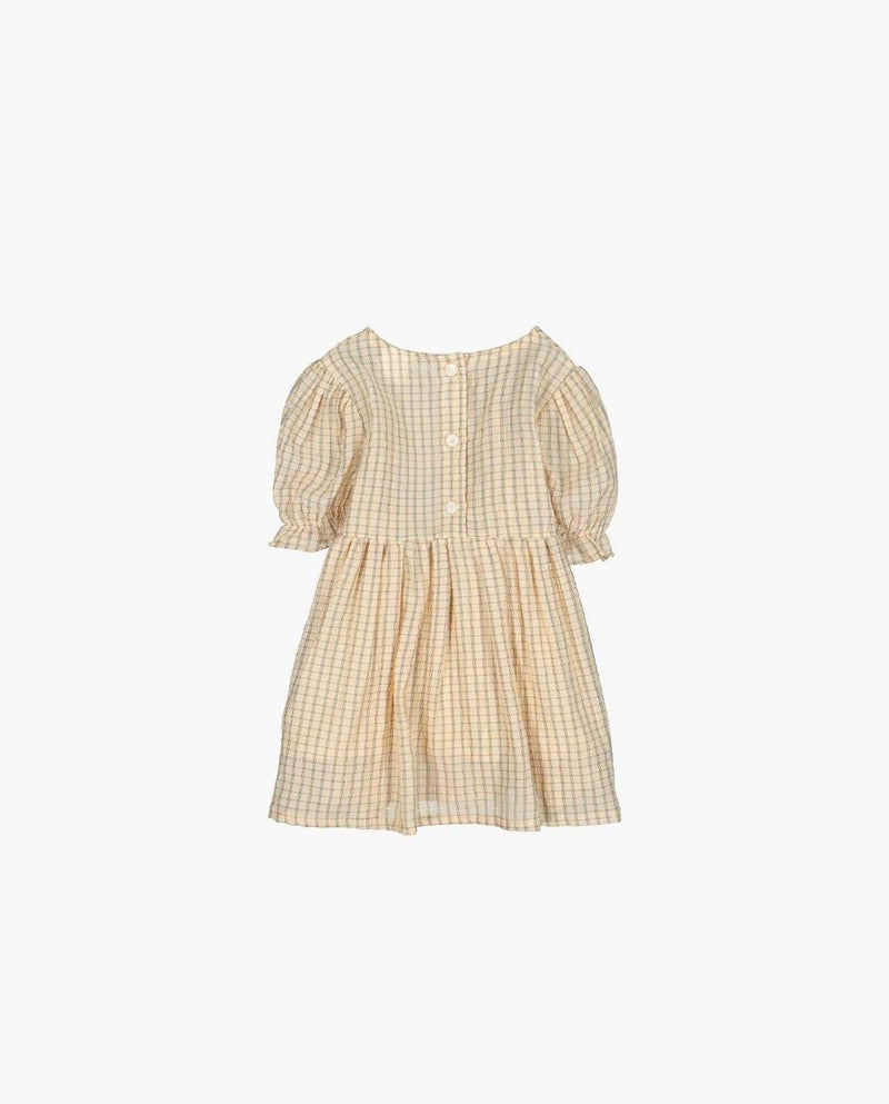 [Out of Stock] Puff Sleeve Princess Dress