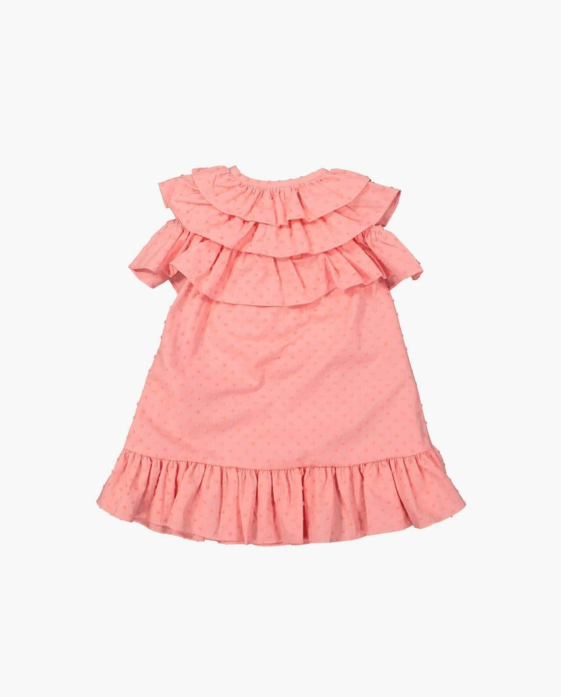 [Out of Stock] Extra Ruffle Dress