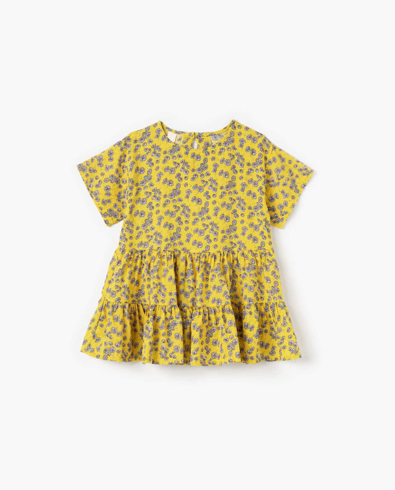[Out of Stock] Floral Print Flare Dress