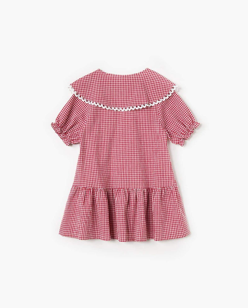 [Out of Stock] Button Down Peter Pan Collar Dress