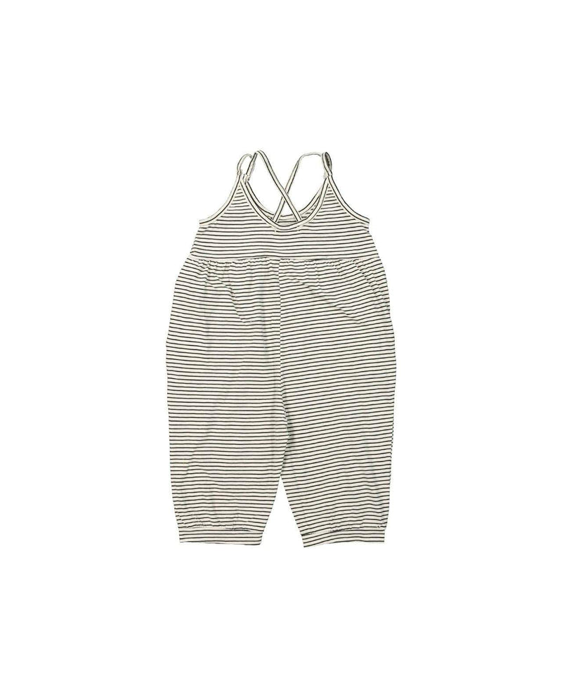 [Out of Stock] Cotton Sleeveless Jumpsuit