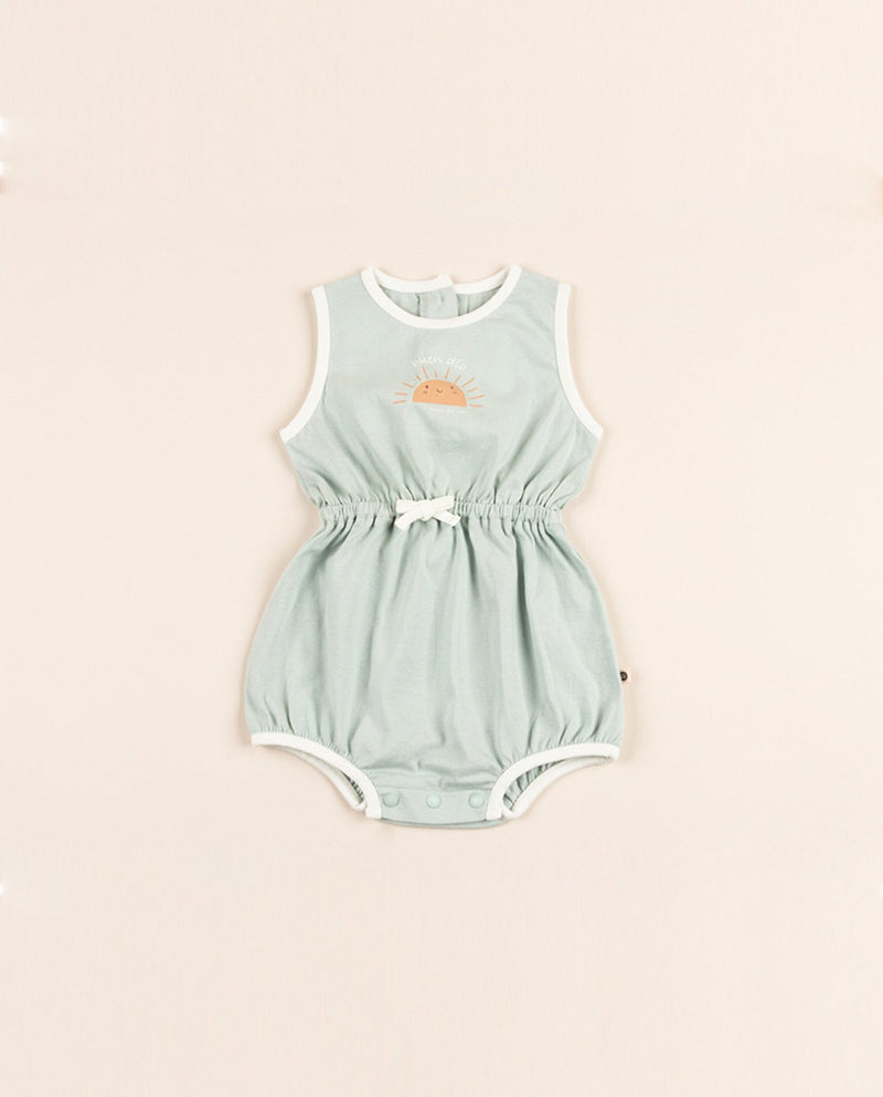 [Out of Stock] Sun and Bow Bodysuit