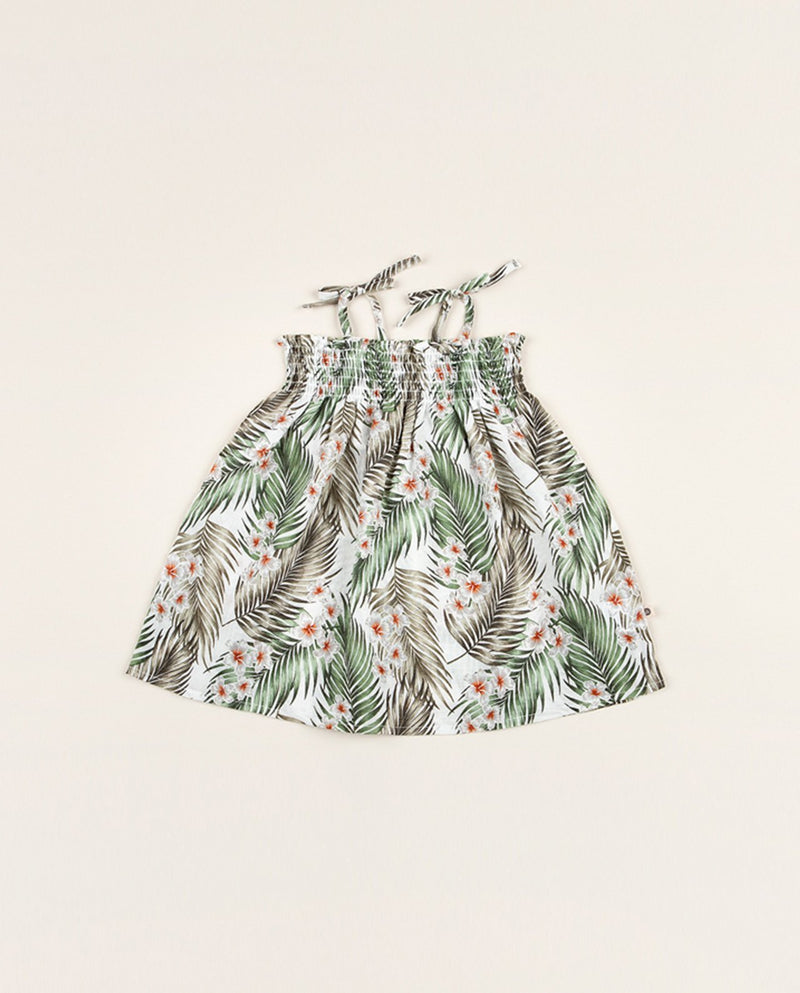 [Out of Stock] Rain Forest Dress
