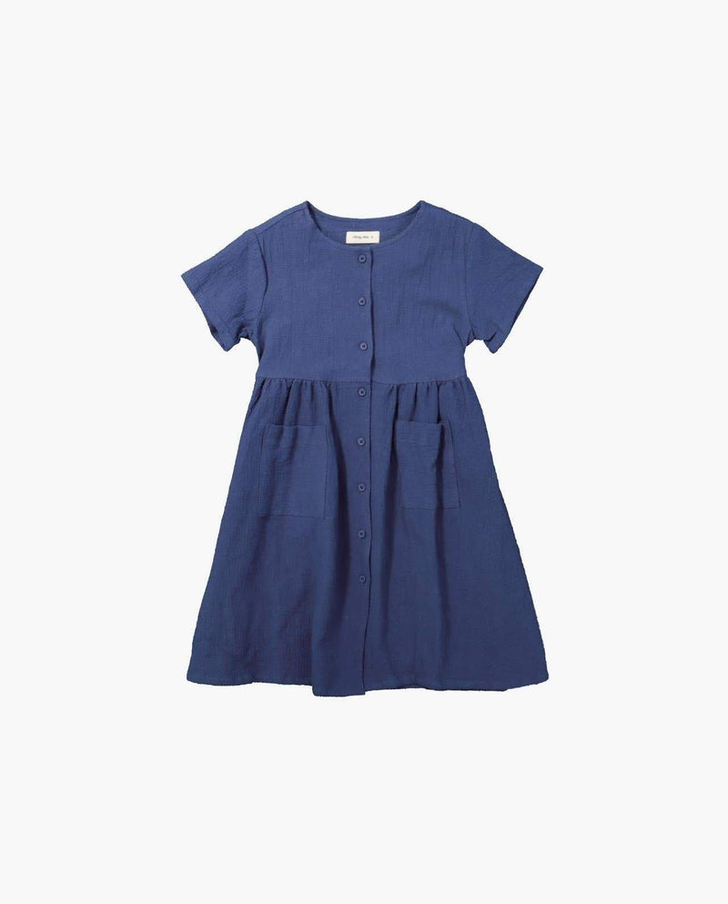 [Out of Stock] Simple Pocket Dress