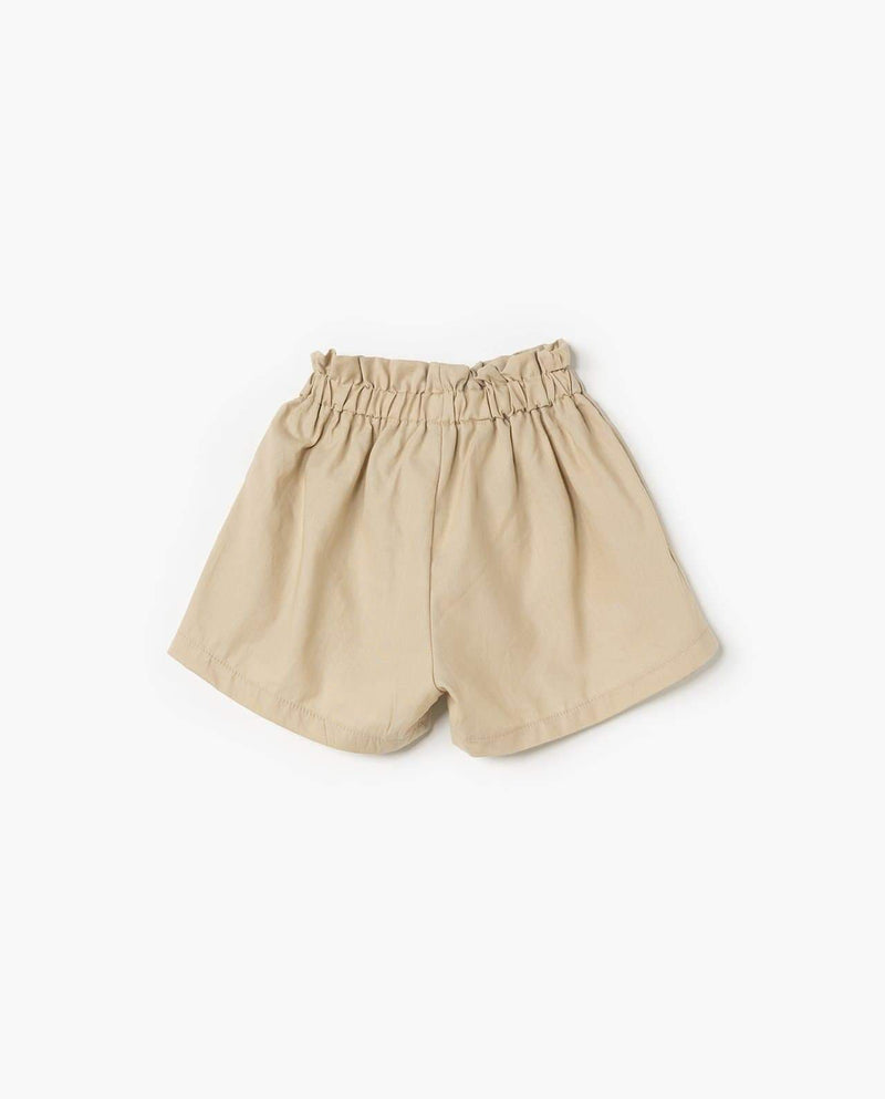 [Out of Stock] High Rise Ribbon Tie Shorts