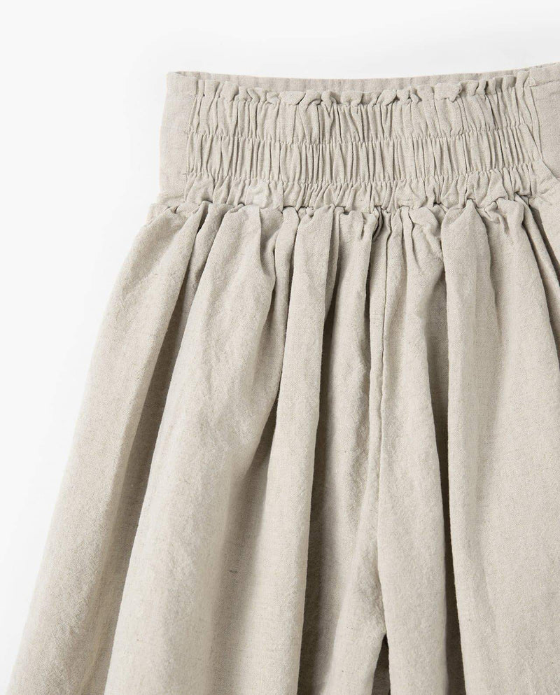 [Out of Stock] Linen Wide Pants
