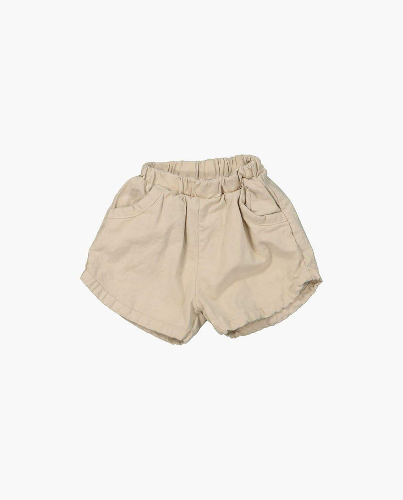 [Out of Stock] Cotton Boxy Shorts