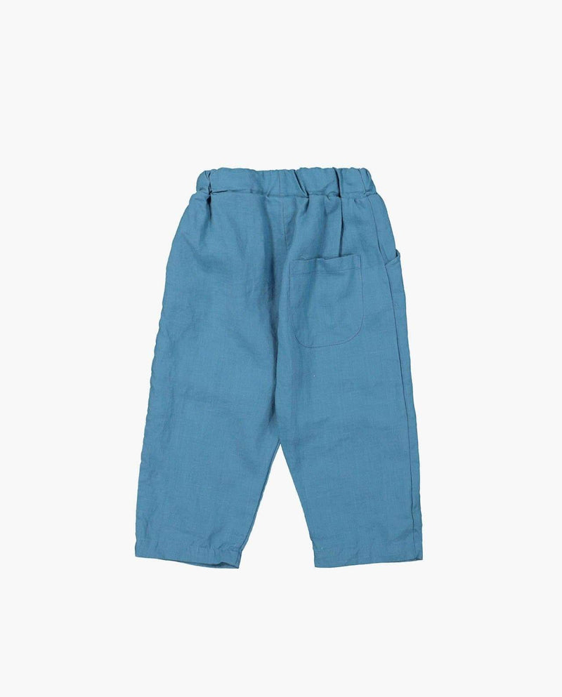 [Out of Stock] Linen Baggy Pants