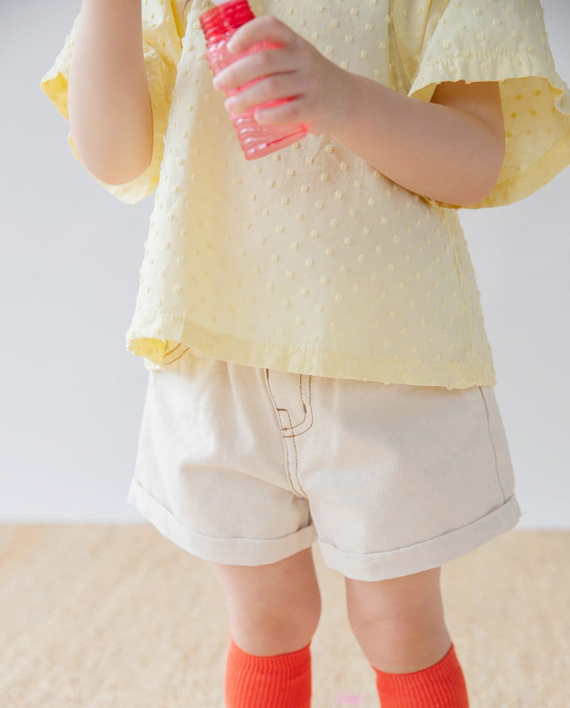 Shop Shorts at Moomooz, where unique, trendy, and high quality children wear from popular Korean designer brands at great prices!