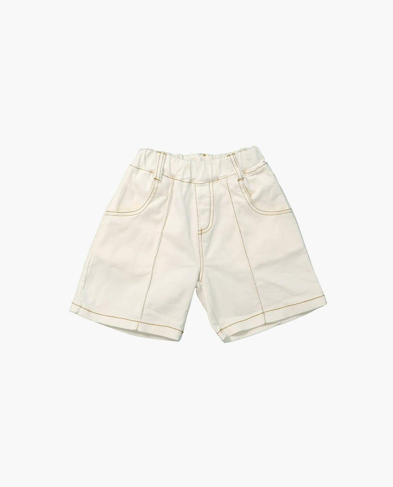 [Out of Stock] Pin-tucked Shorts