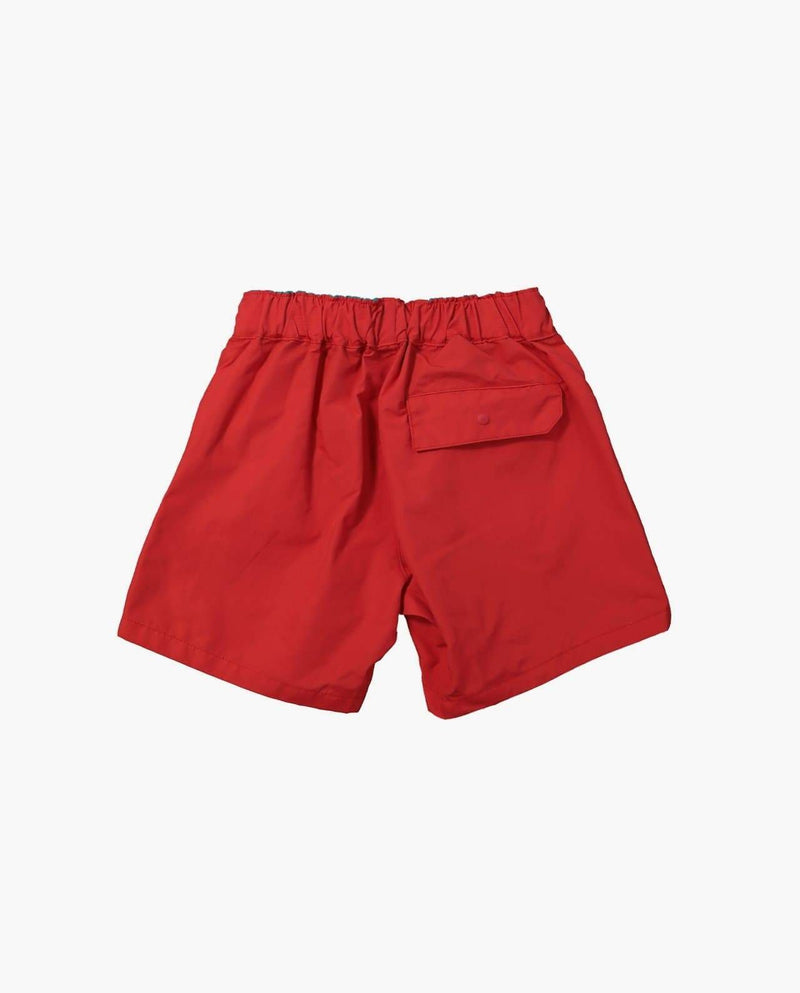 [Out of Stock] Logo Patched Casual Shorts